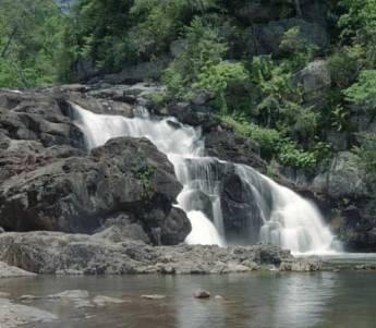 Sea Creek Falls